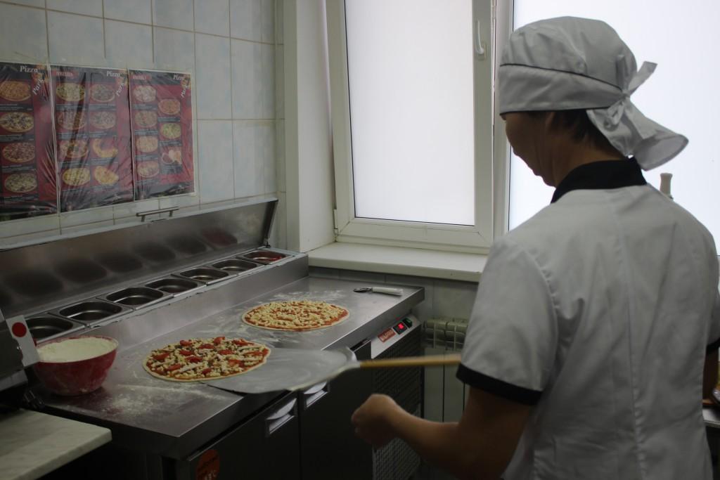 Пиццерия PIZZA PARK приглашает уральцев отведать итальянской пиццы 3