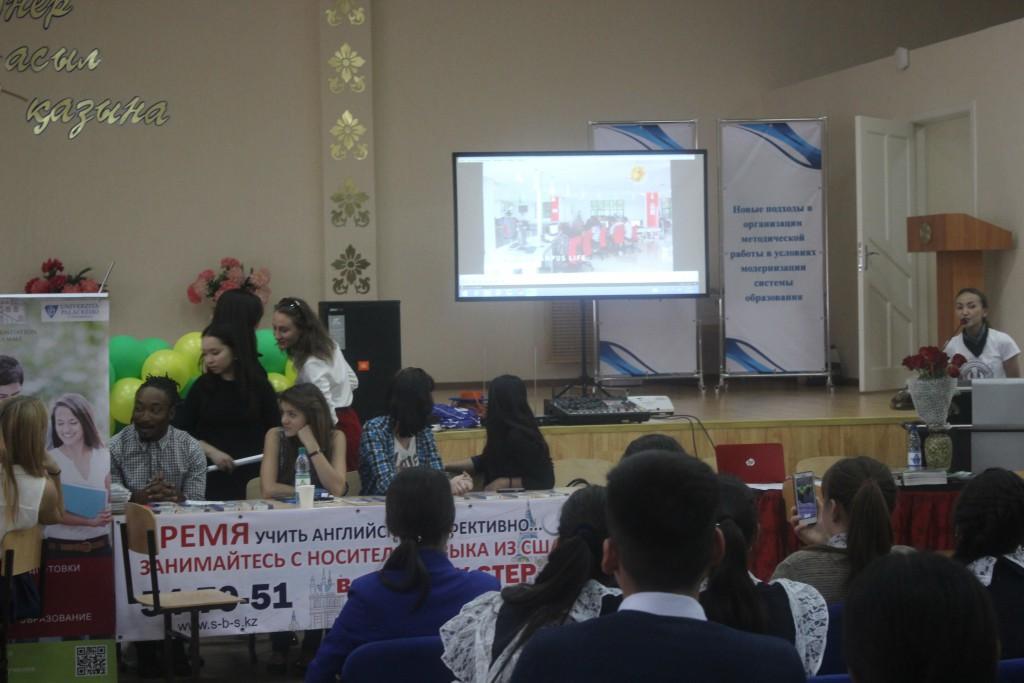 Обучающий центр StepbyStep провел ярмарку иностранных вузов 4