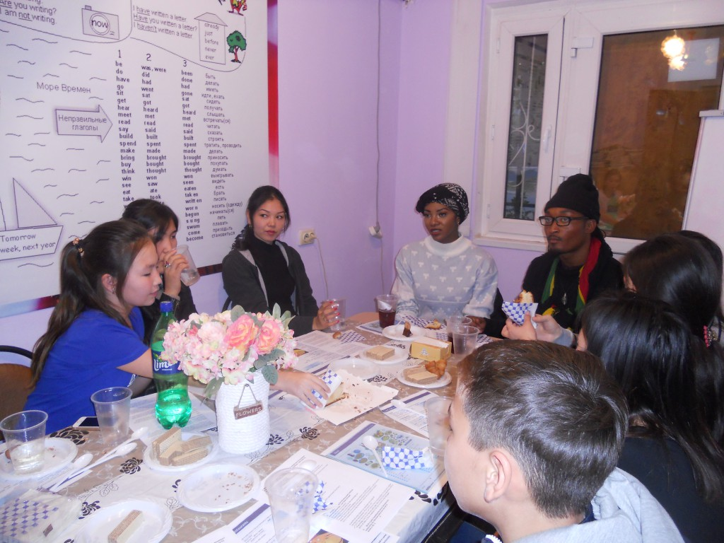 Обучающий центр StepbyStep провел ярмарку иностранных вузов 8