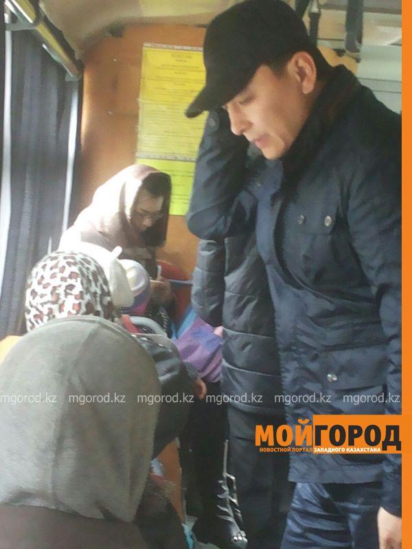 Новости - Качество пассажирских перевозок на общественном транспорте проверил аким Уральска IMG-20151023-WA0024 [600_800]