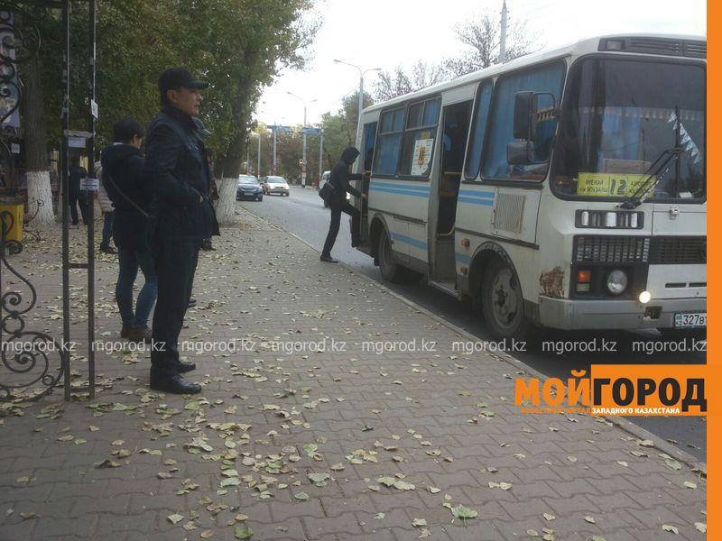 Новости - Качество пассажирских перевозок на общественном транспорте проверил аким Уральска IMG-20151023-WA0029 [800x600]