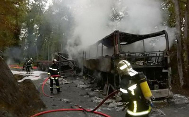 Новости - Авария во Франции 23 октября унесла жизни 49 ...
