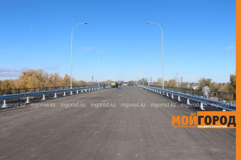 Новости Уральск - Открытие моста в Деркул задерживается из-за доставки деформационных швов most (3)