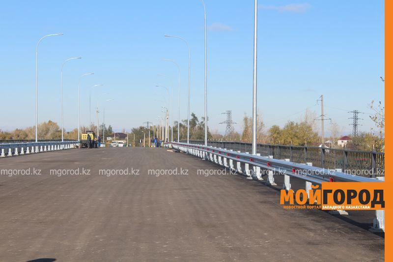 Новости Уральск - Открытие моста в Деркул задерживается из-за доставки деформационных швов most (6)
