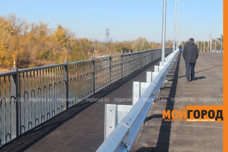 Новости Уральск - Открытие моста в Деркул задерживается из-за доставки деформационных швов most (7)