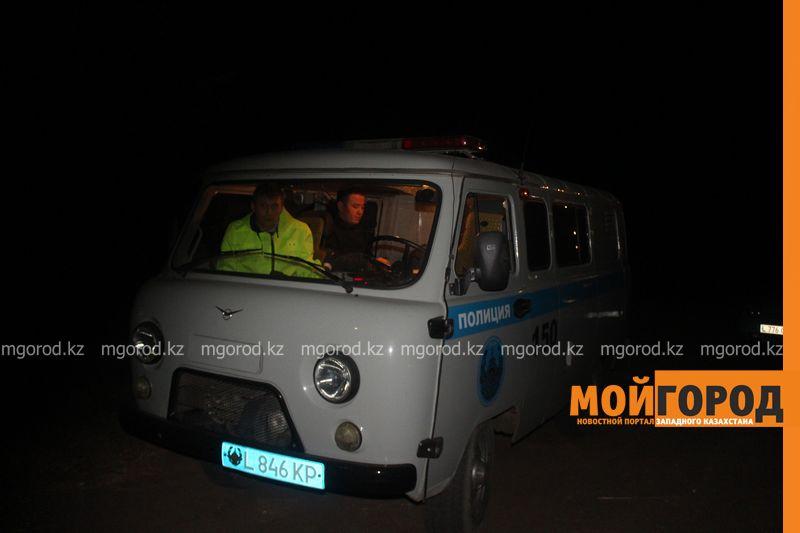 Таксист насмерть сбил мужчину в Уральске zhelaevo (1)