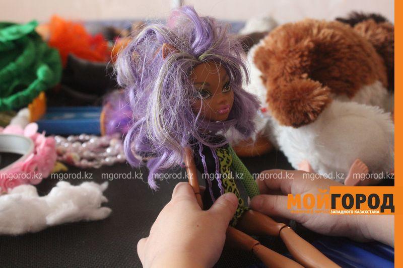 109 токсичных игрушек было выявлено в ходе мониторинга безопасности продукции в ЗКО kukla
