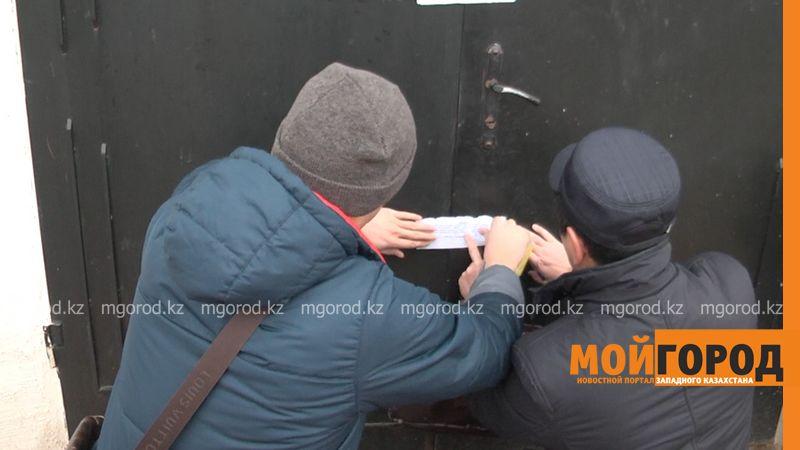 За долги по кредиту у депутата в ЗКО арестовали ресторан (фото, видео) arest