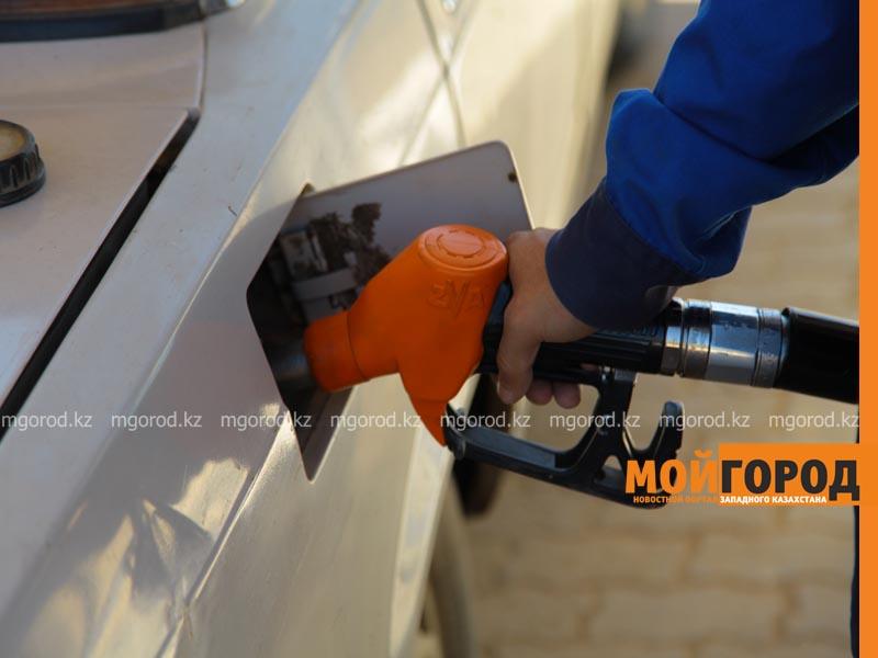 Новости Уральск - По 200 тенге продают бензин на АЗС в ЗКО