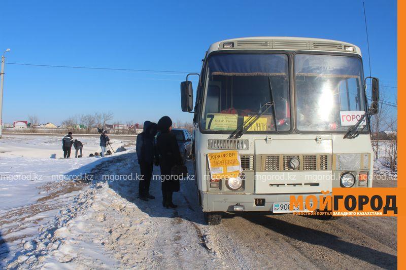 В Уральске 8 водителей автобусов наказаны за превышение скорости