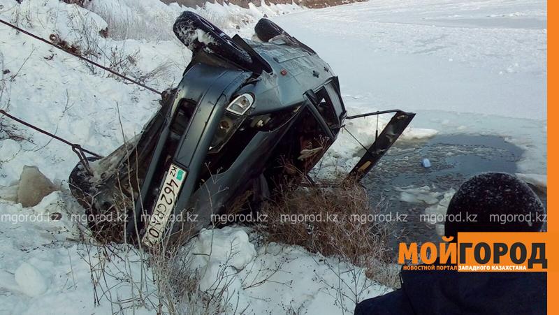 Новости - Тело мужчины обнаружили в утонувшей машине в ЗКО spasateli5