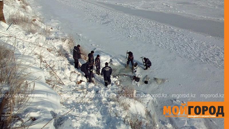 Новости - Тело мужчины обнаружили в утонувшей машине в ЗКО spasateli8