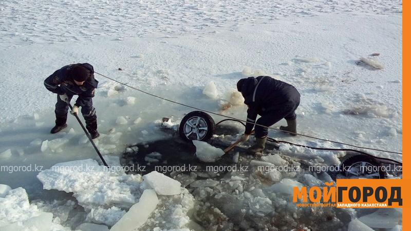 Новости - Тело мужчины обнаружили в утонувшей машине в ЗКО spasateli9