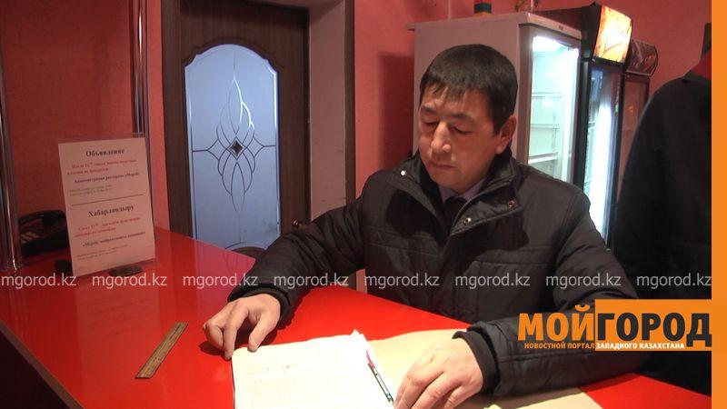 За долги по кредиту у депутата в ЗКО арестовали ресторан (фото, видео) syrym (12)
