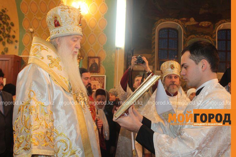 Православные христиане Уральска отмечают Рождество rozhdestvo (15)