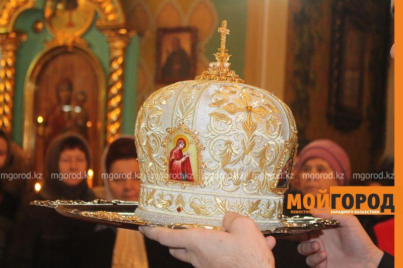 Православные христиане Уральска отмечают Рождество rozhdestvo (29)