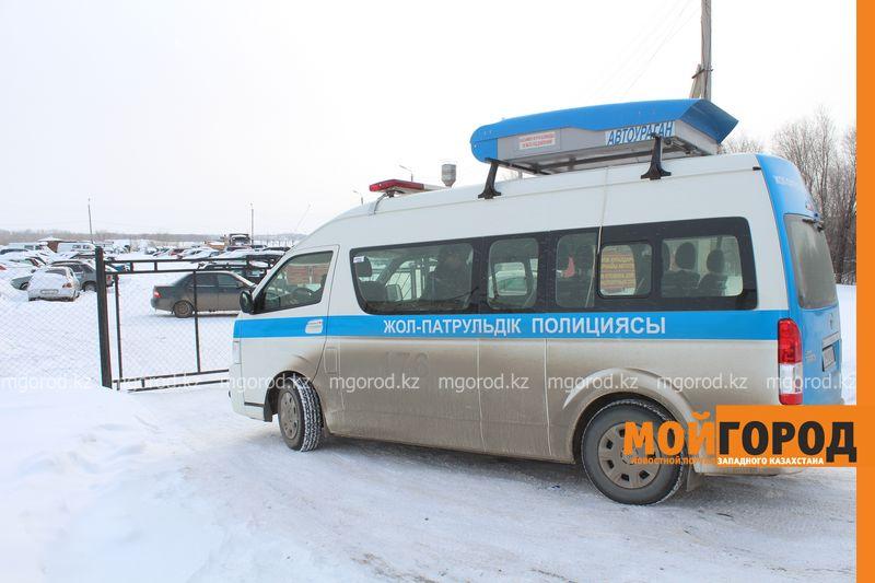 Новости Уральск - В ЗКО за месяц 27 авто загнали на штрафстоянку за неуплату штрафов uragan4