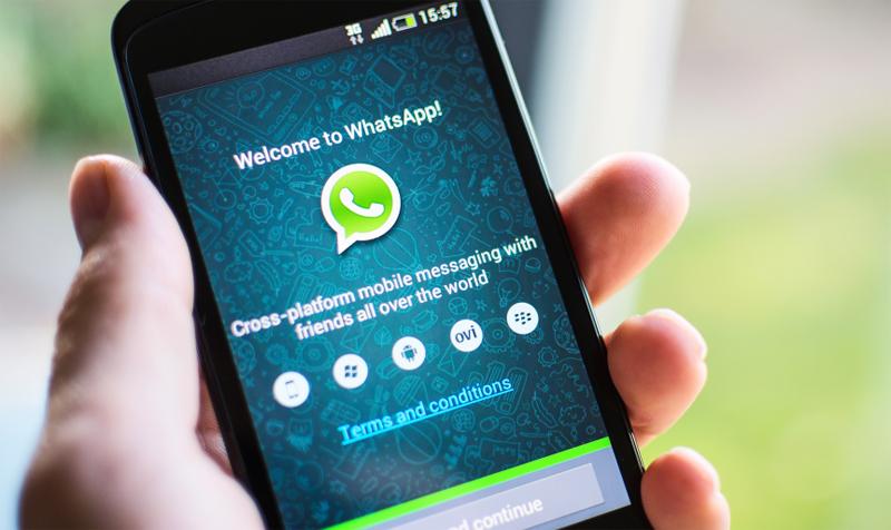 Новости - Старые модели смартфонов лишатся поддержки WhatsApp Иллюстративное фото с сайта lifehacker.ru