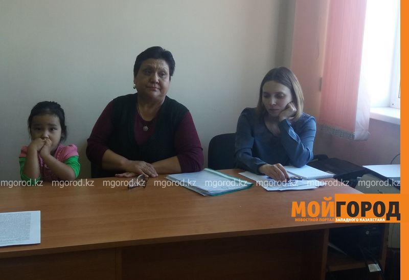 ЖКХ Уральска заявляет, что Койшыбаеву с очереди они не убирали Кулян Койшибаева