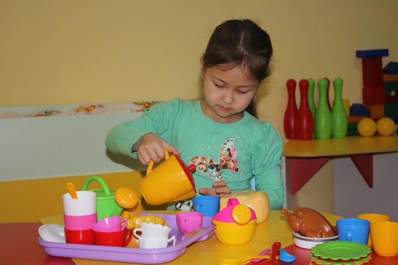 Детский сад «Саби» ждет маленьких хозяев 3