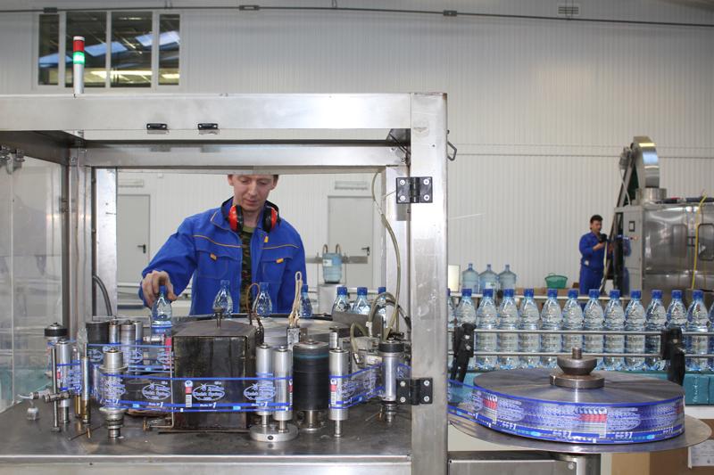 Уральцев призывают пить только качественную воду 4.1