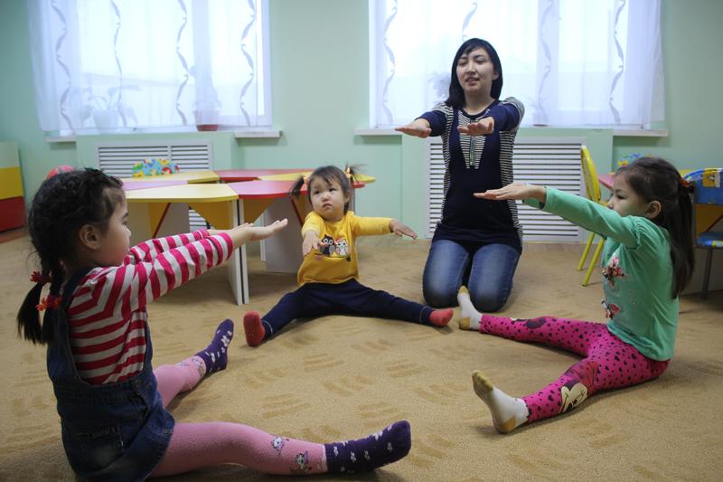 Детский сад «Саби» ждет маленьких хозяев 7