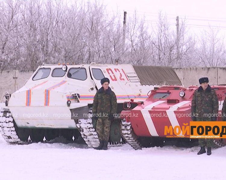 Новости Уральск - Готовность сил и техники спасателей к паводковому периоду проверили в ЗКО DCHS (3) [800x600]