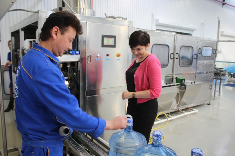 Новости - Уральцев призывают пить только качественную воду IMG_8682