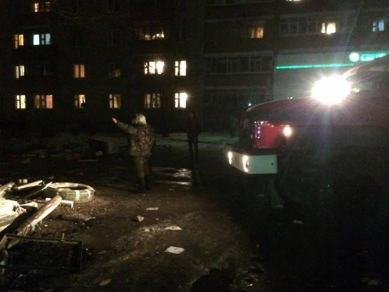 ВЯрославле в итоге взрыва газа обвалился подъезд пятиэтажного дома
