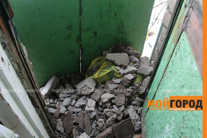 Новости Уральск - В Уральске рушится многоэтажный дом dom (12)
