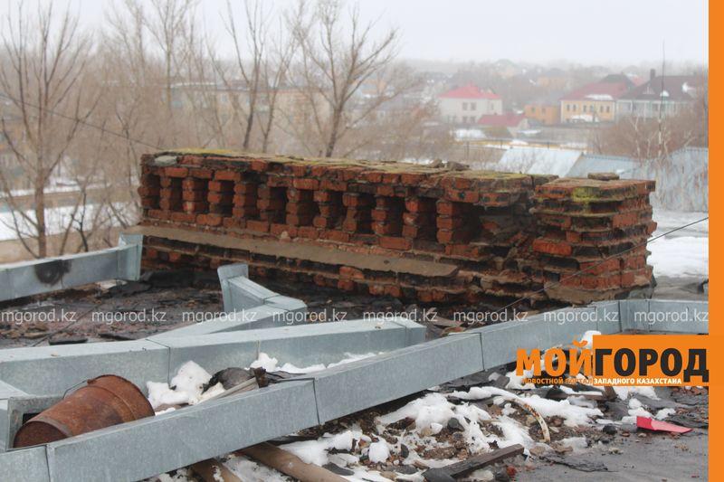 Новости Уральск - В Уральске рушится многоэтажный дом dom (18)