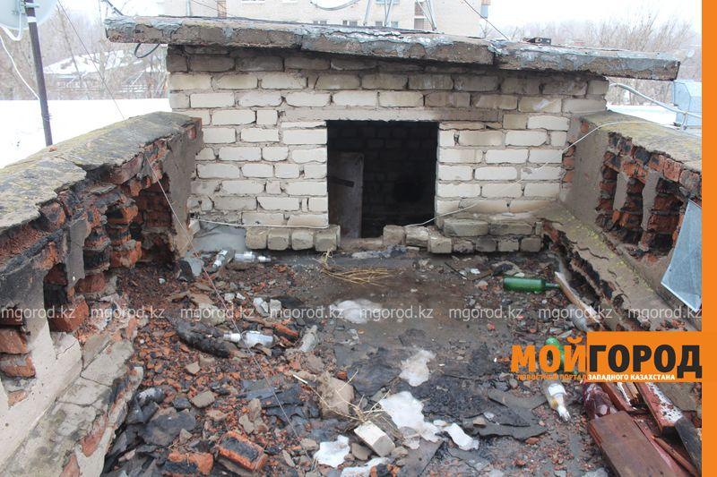 Новости Уральск - В Уральске рушится многоэтажный дом dom (19)