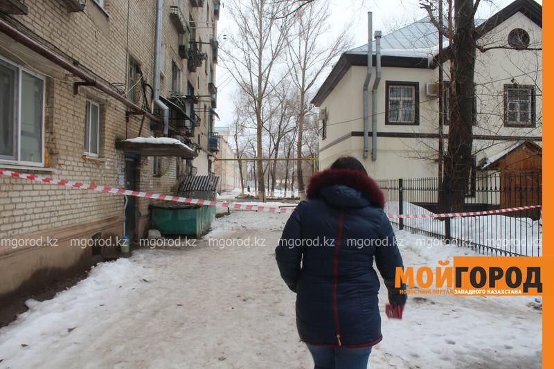 Новости Уральск - В Уральске рушится многоэтажный дом dom (2)