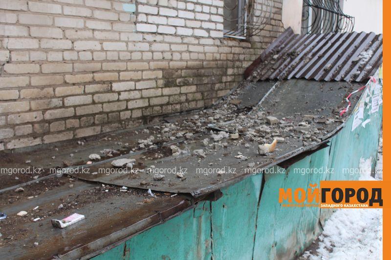 Новости Уральск - В Уральске рушится многоэтажный дом dom (4)