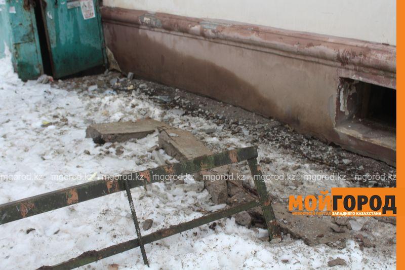 Новости Уральск - В Уральске рушится многоэтажный дом dom (5)