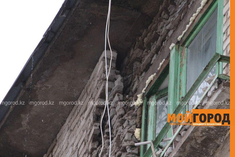 Новости Уральск - В Уральске рушится многоэтажный дом dom (7)