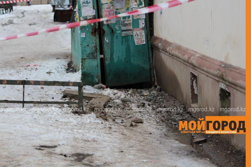 Новости Уральск - В Уральске рушится многоэтажный дом dom (8)