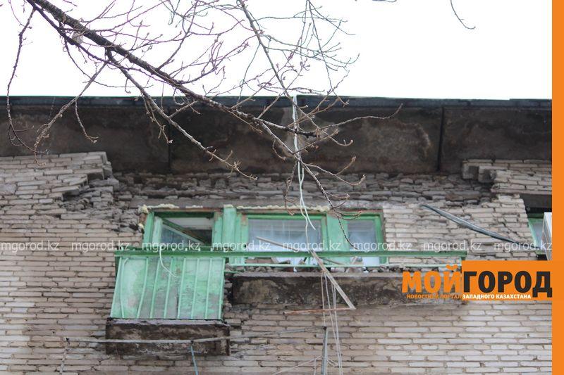 Новости Уральск - В Уральске рушится многоэтажный дом dom (9)