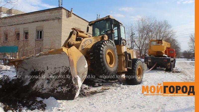 Новости Актобе - Дело утонувшего во время паводка тракториста передали в ДВД Актюбинской области