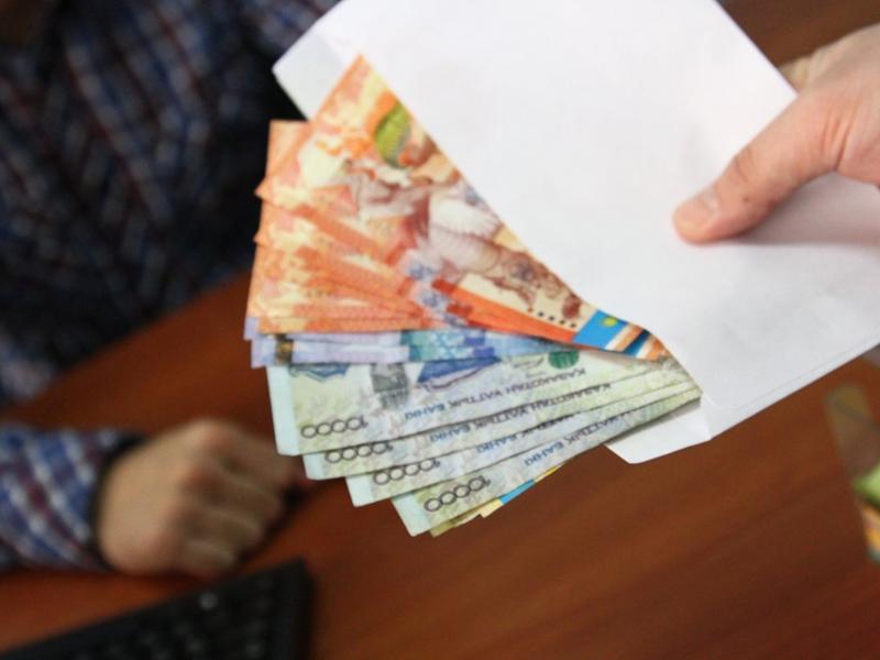 Департаментом национального бюро по противодействию коррупции по атырауской области установлено