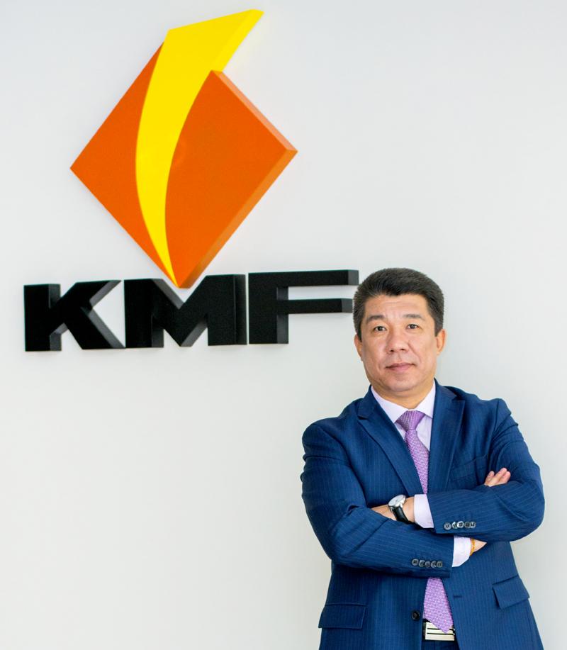 """Новости - Председатель правления KMF: """"Как строитель построил крупнейшую компанию в новой финансовой нише"""" для СМИ_регионы"""