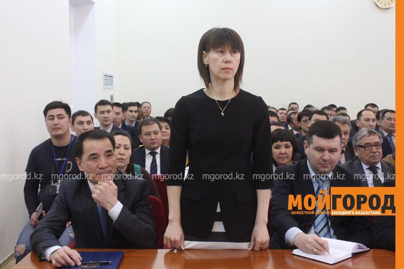 Новости Уральск - В ЗКО назначены два замакима области Бибигуль Конысбаева