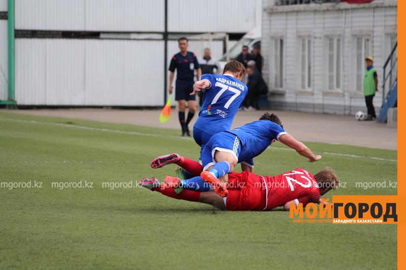 Новости Актобе - Центральный стадион Актобе не допустили к проведению домашних матчей