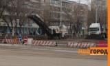 Капремонт проспекта Достык в Уральске завершится в 2017 году