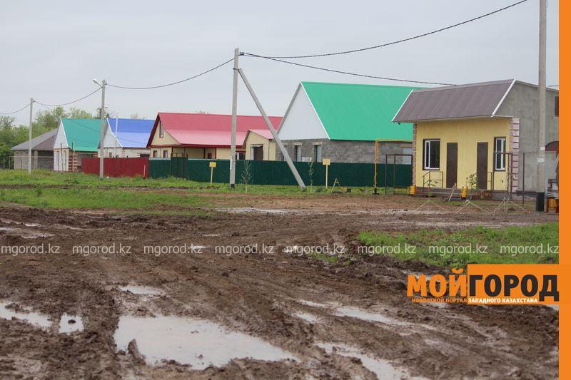 В Уральске поселке Деркул заасфальтируют дорогу pdp-2 (1)