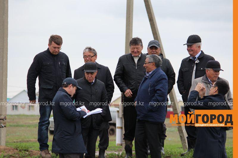 В Уральске поселке Деркул заасфальтируют дорогу pdp-2 (2)