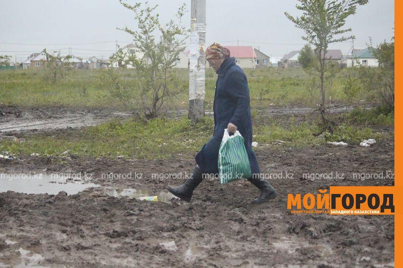 В Уральске поселке Деркул заасфальтируют дорогу pdp-2 (5)
