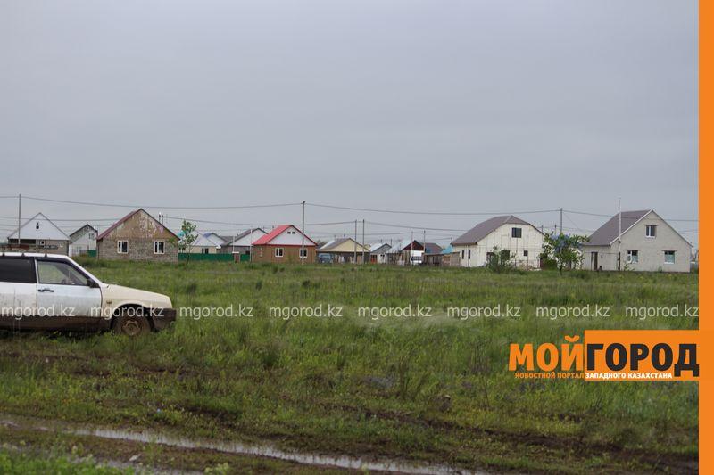 В Уральске поселке Деркул заасфальтируют дорогу pdp-2 (6)