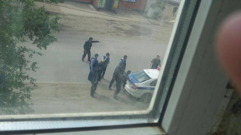 В Актобе объявлен красный уровень террористической опасности 33333