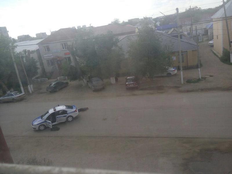 В трех районах Актобе произошла перестрелка (видео) 444